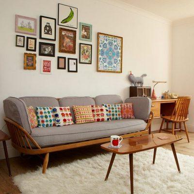 Mẫu sofa phòng khách hiện đại
