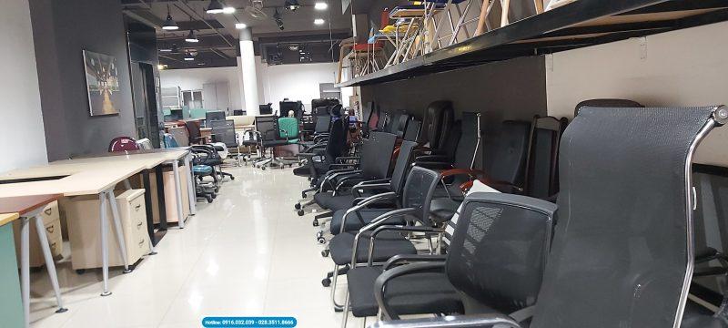mua bán ghế Hòa Phát cũ giá rẻ