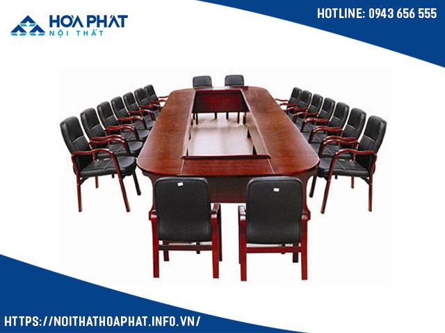 bàn họp sơn PU TPHCM CT5022H1R10