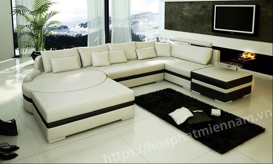 Kích thước bàn ghế sofa phòng khách phù hợp