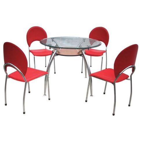 bàn ăn tròn đẹp hòa phát