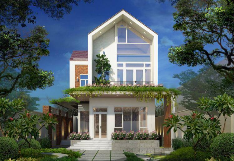 Cách tạo dựng không gian xanh cho ngôi nhà