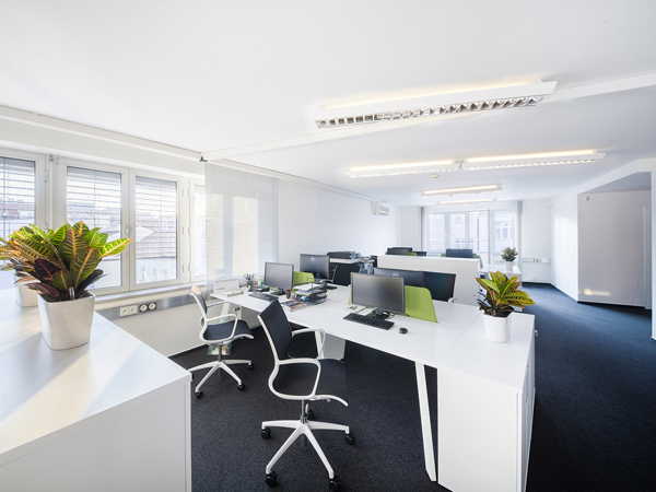 nội thất văn phòng hiện đại