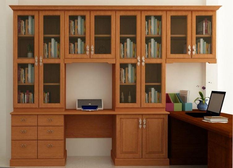 Tủ hồ sơ bằng gỗ tự nhiên